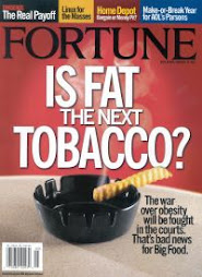 Fortune Magazine Cover Page