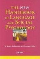 Language and Social Psychology