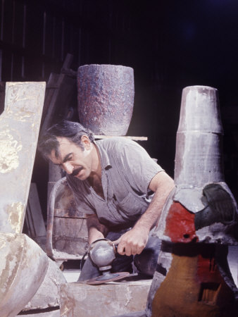 Douglascain Drawing On The Spirit Of Peter Voulkos
