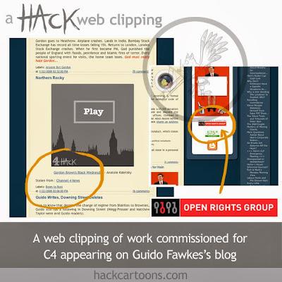 Digital content in the blogosphere