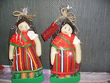 Bonecas da Madeira
