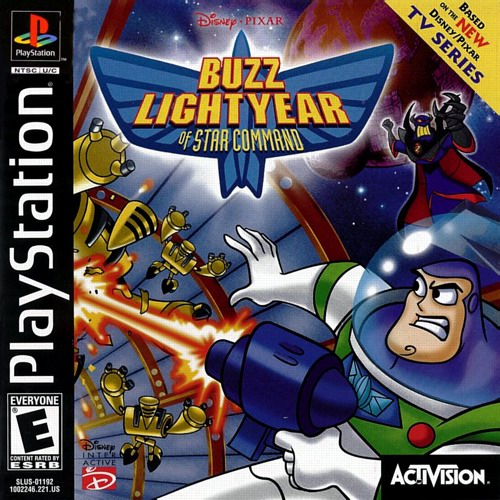Granville Video games: Buzz Lightyear of Star Command Ps1 Free Full Download Game