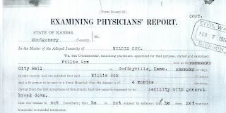 A3genealogy Mental Health Facilities And The State Hospital Records
