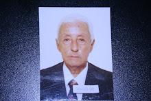 PASTOR GECONIAS RODRIGUES DE SOUZA - PASTOR DA IGREJA ASSEMBLÉIA DE DEUS (in-memórian)