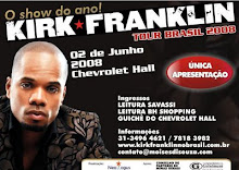 KIRK FRANKLIN NO CHEVROLET HALL