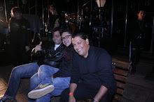 Moises, Ruben Di Souza e Ian Alone