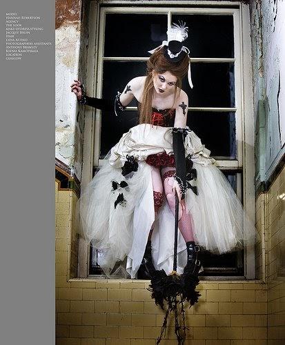 Unique Wedding Dresses Scotland: Unusual Wedding Dresses