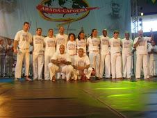 Mestres e Mestrandos da ABADÁ-CAPOEIRA