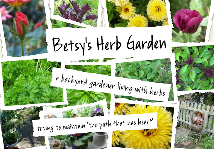 Betsy's Herb Garden