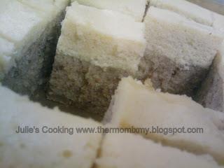 Banana Sponge Cake Thermomix