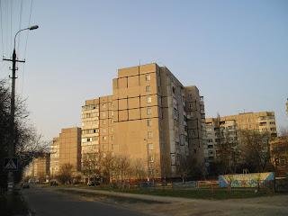 перекресток Блюхера и Жуковского