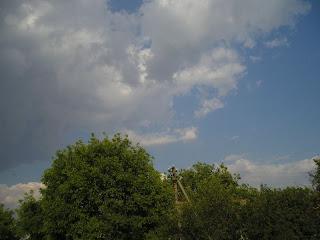 Облака, ул Бегмы, 16.07.07