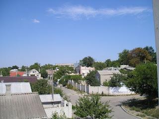 вид с Панкратьевского моста