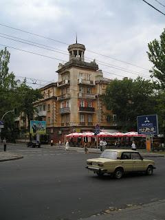 Перекресток Суворова/Ушакова,30 авг 2007