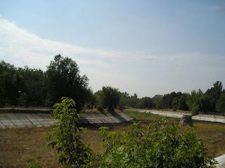 Сухой пруд, в Комсомольском парке, 02.09.07