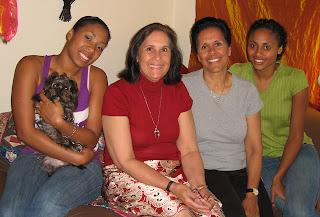 Joslyn, Joy, Jenny and Jasmine