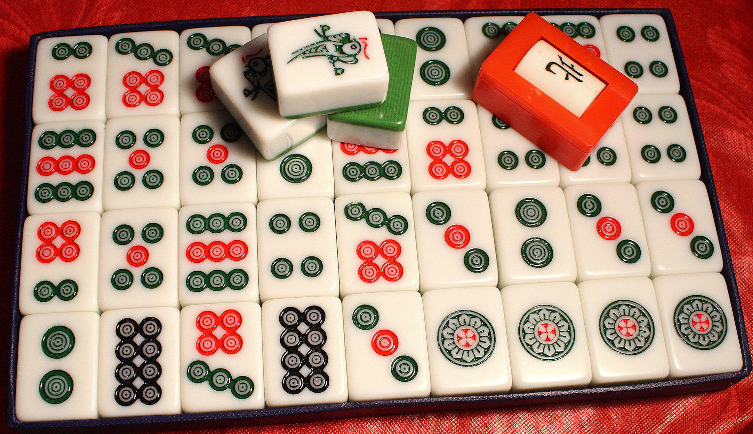 State of Play--The Gaming Blog: In the mail    Mahjong!