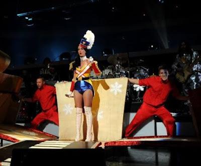 Katy Perry no Madison Square Garden 27a35e6166