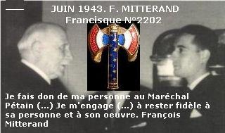 Hommage rendu par le PS au plus célèbre décoré de la Francisque du maréchal Pétain