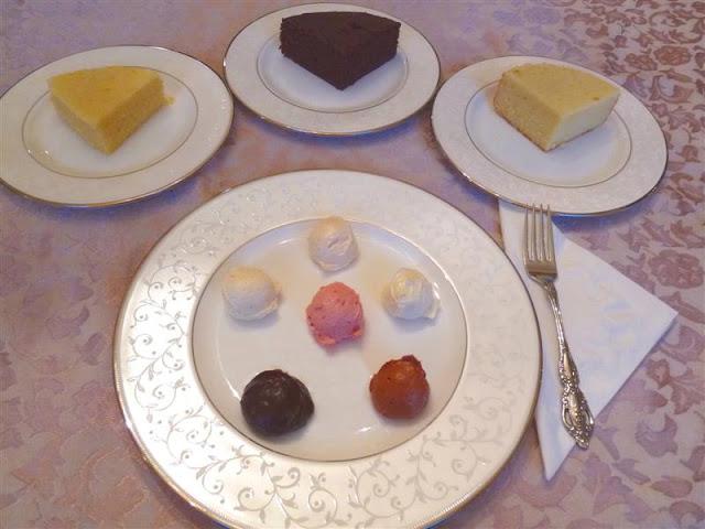ButterYum: A Wedding Cake Tasting