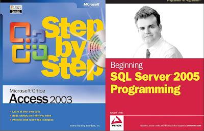 Libros de Acces y SQL Server