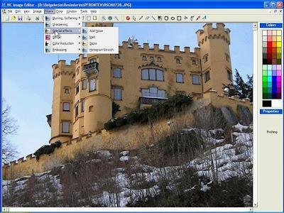 "HC Image Editor – Un ""Paint"" mejorado"