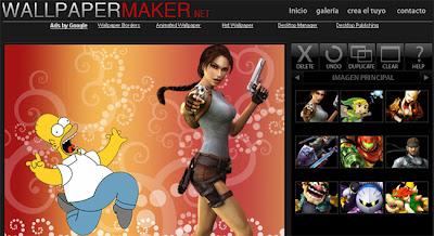 WallpaperMaker – Crea tus propios fondos de pantalla