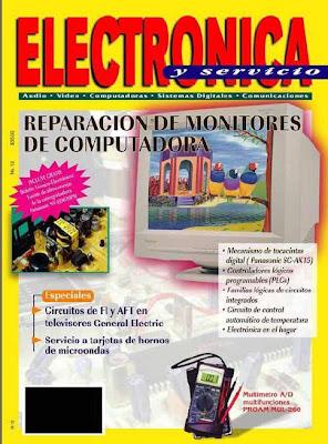 Reparación de Monitores de Computadora
