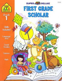 School Zone First Grade Scholar – Super Deluxe