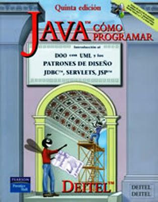 Java desde cero como programar java deitel deitel for Como programar en java
