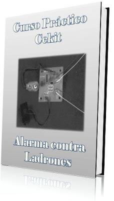 alarma Electronica Curso Practico de Electronica Cekit