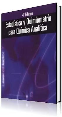 Estadistica y quimiometria para química analítica