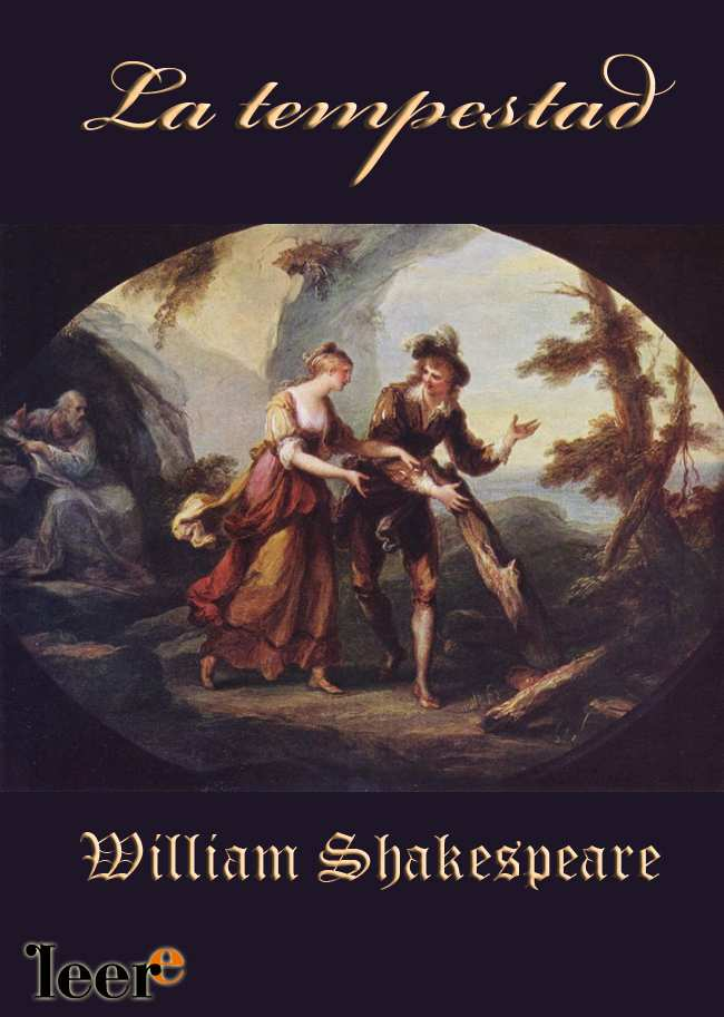 la tempestad william shakespeare freelibros