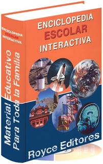 Enciclopedia Escolar Interactiva CD