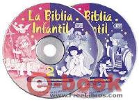 La Biblia Infantil – MP3 – Océano – 2 CDs