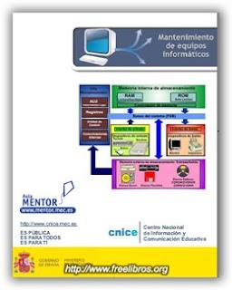 Mantenimiento de equipos informáticos de Aula Mentor