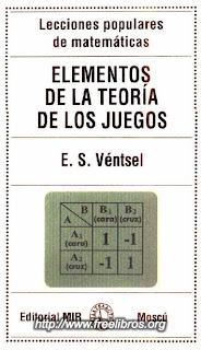 Elementos de la teoría de los juegos – E. S. Véntsel