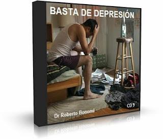 BASTA DE DEPRESION, Relajación y motivación subliminal positiva para combatir la depresión – Dr. Roberto Bonomi [Audiolibro]