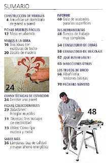 Brico Nro. 165 – Pequeños Bancos de Trabajo