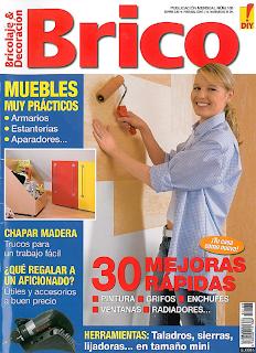 Brico Nro. 168 – 30 Mejoras Rapidas