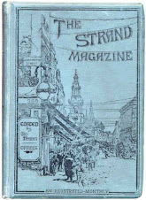 STRAND MAGAZINE - A REVISTA QUE PUBLICOU AS FOTOS DAS FADAS DE COTTINGLEY