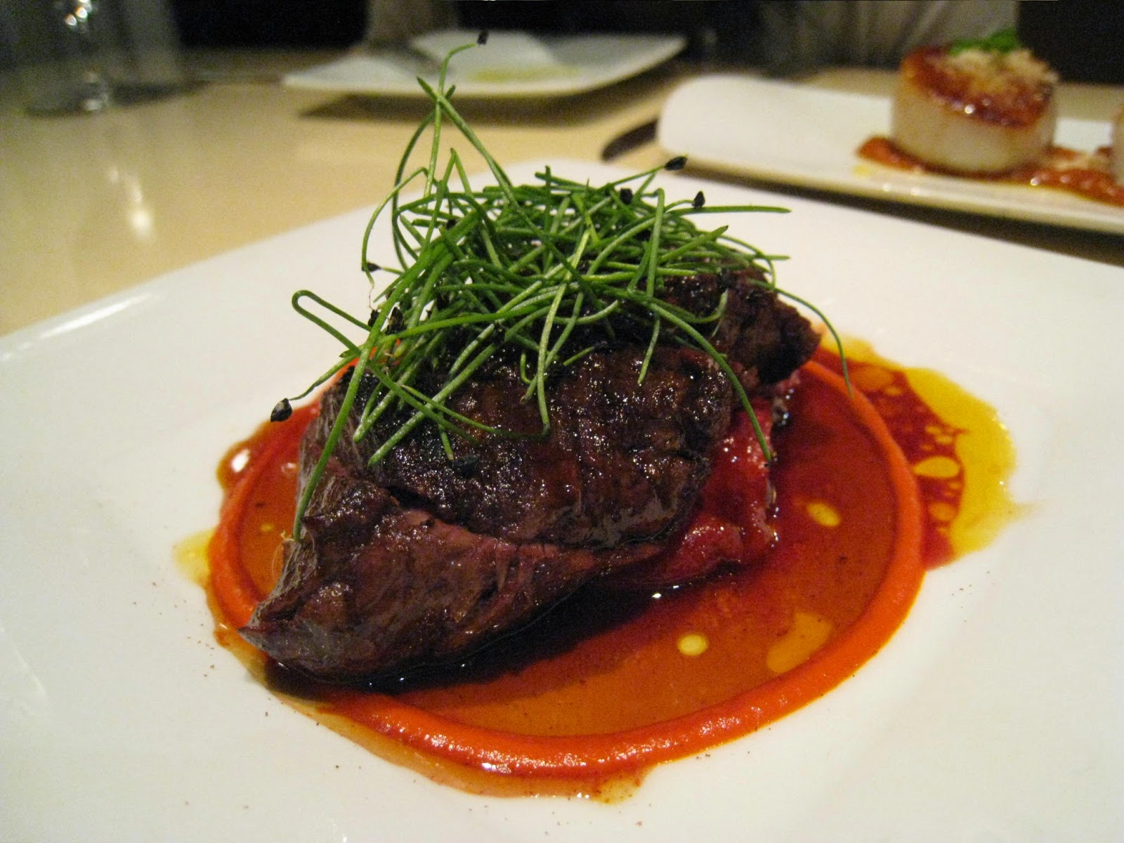 Steak with Butter Recipe Reference on Pinterest | Filet ...