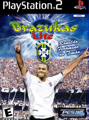 2013 BRAZUKAS PS2 BAIXAR PES