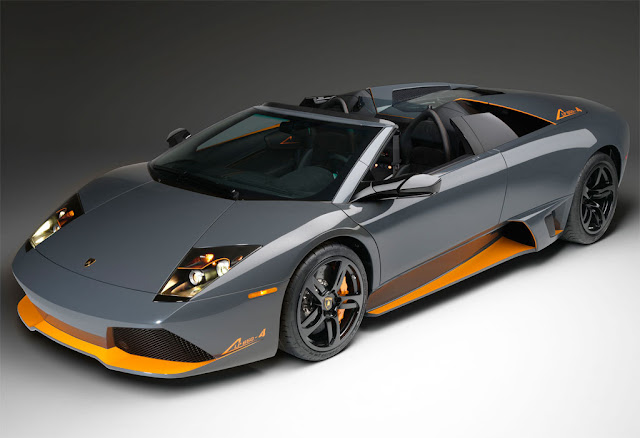 Photos Lamborghini Murcielago LP 650-4 Roadster 2009