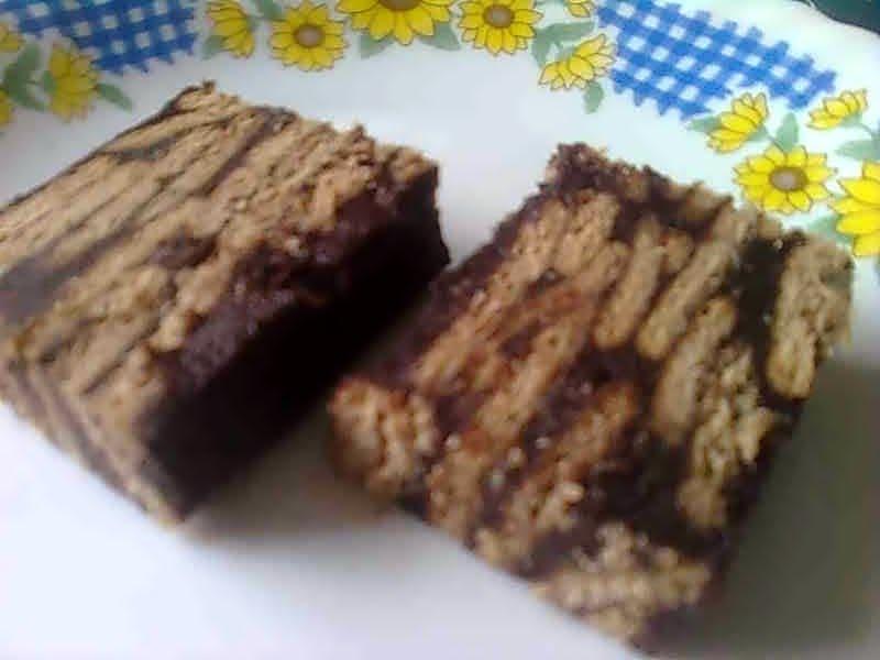 watties homemade kek batik jawa chef norzailina Resepi Kek Batik Biskut Marie Chef Wan Enak dan Mudah