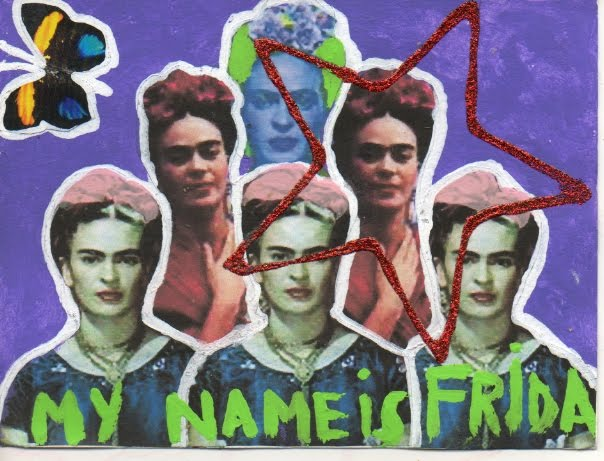 My Name is FRIDA