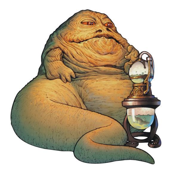 Jabba The Hutt Wallpaper