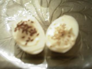 Huevos rellenos light