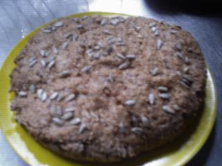 Pan nutritivo