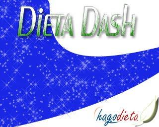 Ejemplo de menu diario de la Dieta Dash